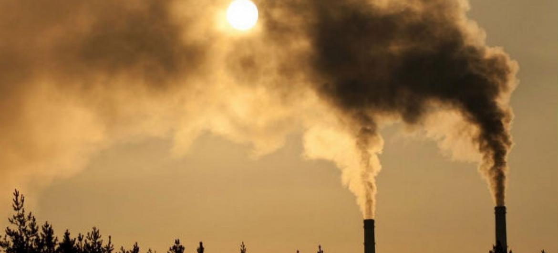 Combate à poluição do ar. Foto: Pnuma