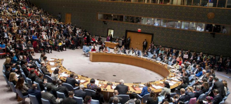 Conselho de Segurança reafirma determinação de apoiar a transição somali. Foto: ONU/Cia Pak