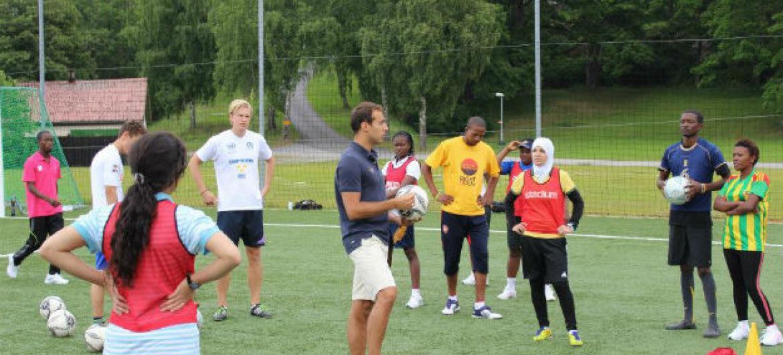 Combate ao doping no esporte. Foto: Unosdp