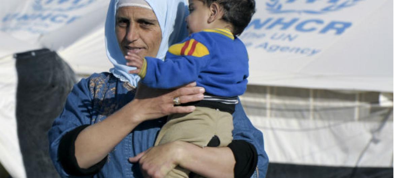 """António Guterres afirmou que """"é absolutamente vital que a União Europeia permaneça um continente de asilo"""".Foto: ONU/Mark Garten"""