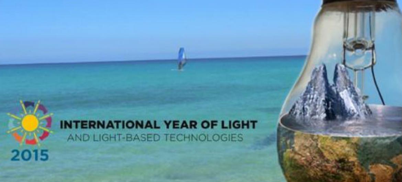 Ano Internacional da Luz. Imagem: Unesco