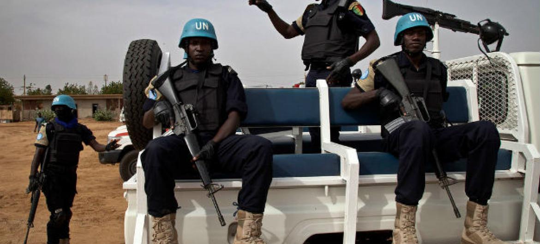 Soldados de paz da Minusma no Mali. Foto: Minusma/Marco Dormino