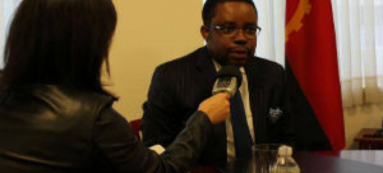 Foto: Xavier Rosa/Missão de Angola na ONU