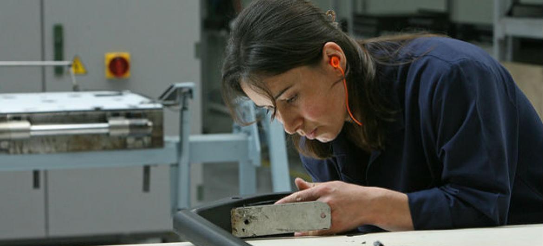 Promoção da igualdade de género. Foto: Banco Mundial
