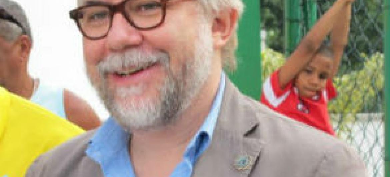 Giancarlo Summa. Foto: Unic Rio