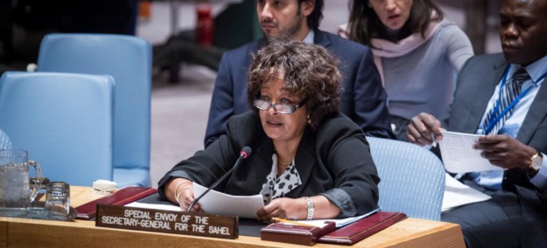 Hiroute Guebre Sellassie apontou para consequências na paz e na segurança globais. Foto: ONU/ Loey Felipe.