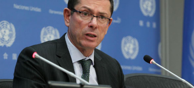 Ivan Šimonović. Foto: ONU/Devra Berkowitz