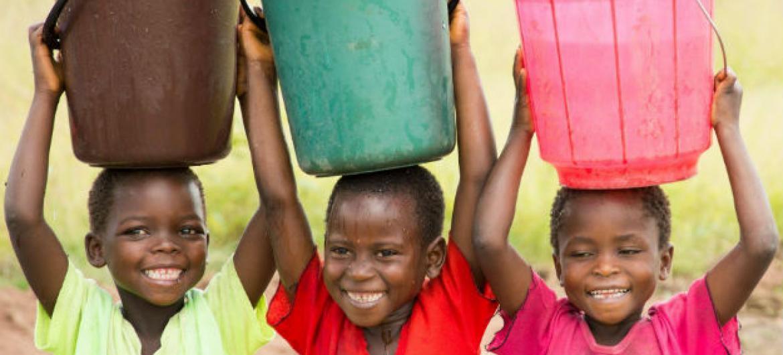 Unicef e OIT participam na semana de proteção social básica em Moçambique |  ONU News