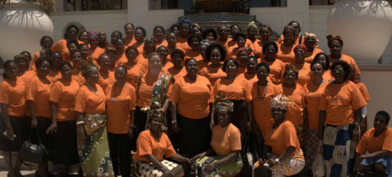 16 Dias de Ativismo pelo fim da violência contra mulheres e raparigas.Foto: ONU Mulheres Moçambqiue
