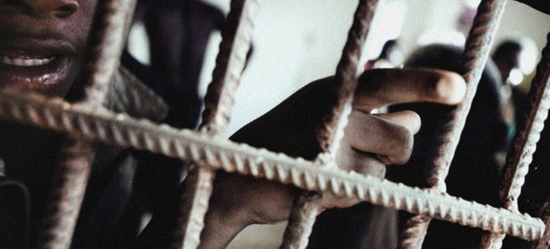 Unodc ajuda a executar políticas de não-radicalização em prisões.Foto: Unodc