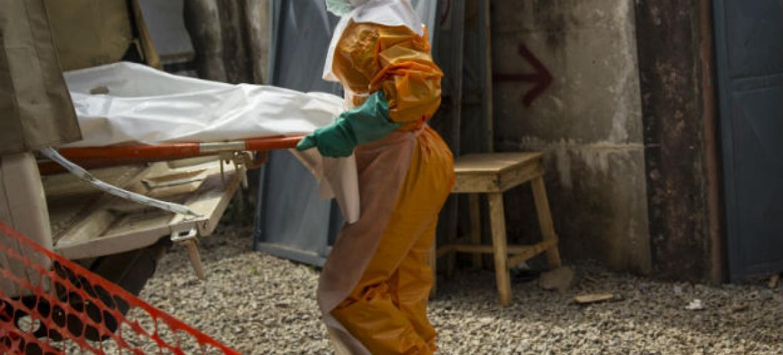Desde 22 de abril ocorreram nove casos suspeitos e 3 mortes. Foto: ONU/Martine Perret
