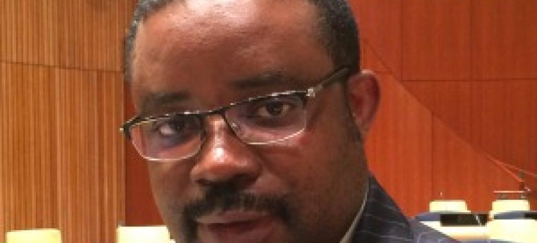 Armando Manuel, ministro das Finanças de Angola.