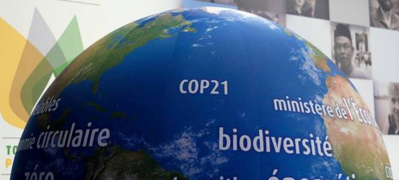 Assinatura do documento será no dia 22 de abril na sede da ONU, em Nova York. Foto: COP21