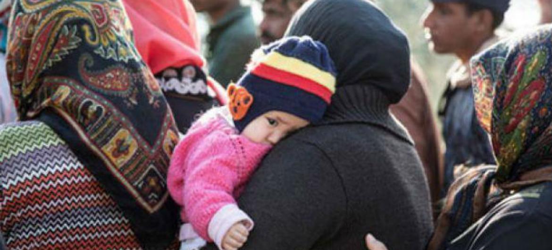 A Grécia recebeu mais de 102 mil pessoas desde o começo do ano.Foto: OIM