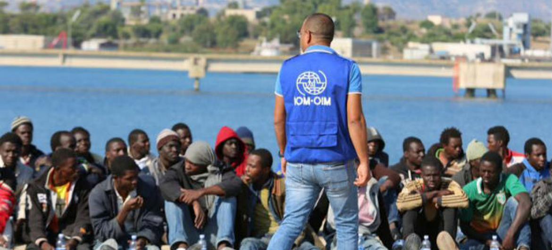 Aumento de migração irregular no Corno de África. Foto: OIM