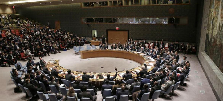 Conselho de Segurança Foto: ONU/