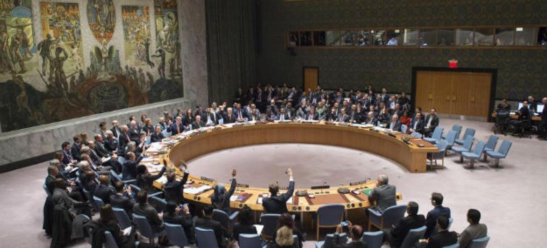Conselho de Segurança aprova resolução sobre a Síria. Foto: ONU/Eskinder Debebe