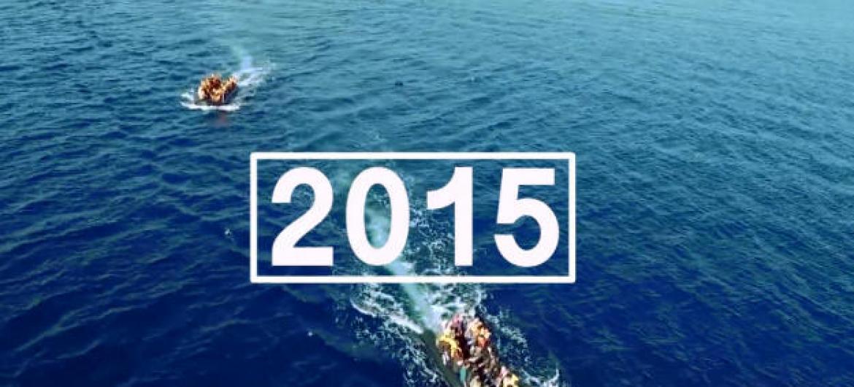 Retrospectiva 2015. Foto: Imagem de vídeo