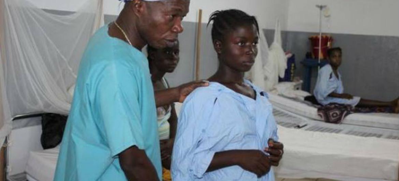 Estimativas indicam que 130 milhões de mulheres e meninas com idades entre 15 e 49 sofreram algum tipo de mutilação genital.Foto: Irin/Prince Collins