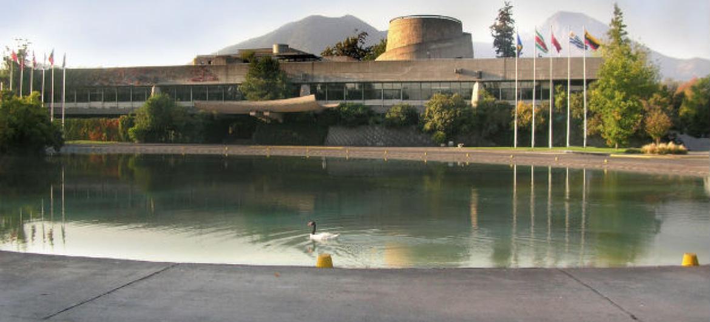Sede da Cepal no Chile. Foto: Cepal