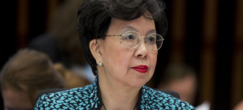 Margaret Chan. Foto: ONU/Violaine Martin