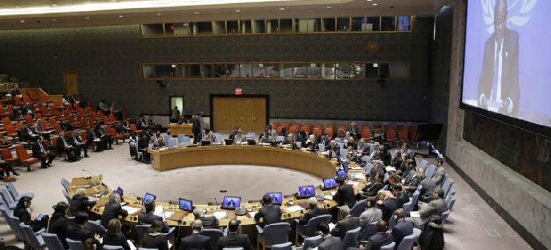 Conselho de Segurança. Foto: ONU/Evan Schneider