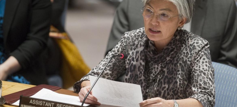 Kyung-Wha Kang. Foto: ONU/Manuel Elías