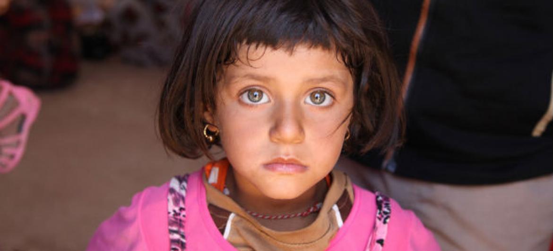Programa tem como objetivo garantir um futuro melhor para a nova geração do Iraque.Foto: Unicef Iraque/Wathiq Khuzaie