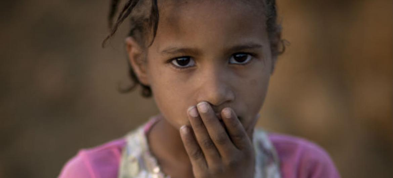 6 de fevereiro marca o Dia Internacional de Tolerância Zero à Mutilação Genital Feminina; prática é reconhecida internacionalmente como uma violação dos direitos humanos das meninas e mulheres.Foto; ONU/Marco Dormino