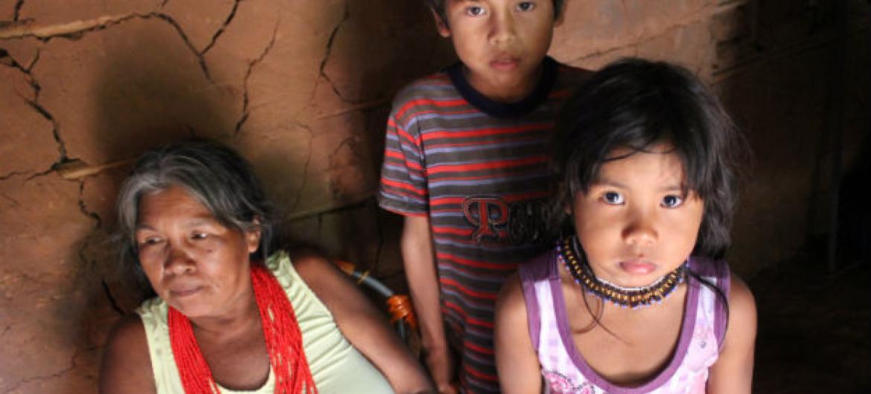 Os indigenas representam 8% da populacao latino-americana. Foto: Banco Mundial