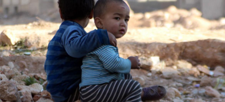 A ONU lembrou a todas as partes do conflito que é obrigação legal o cuidado constante com civis e alvos civis. Foto: Unicef Síria/2016/Al-Issa