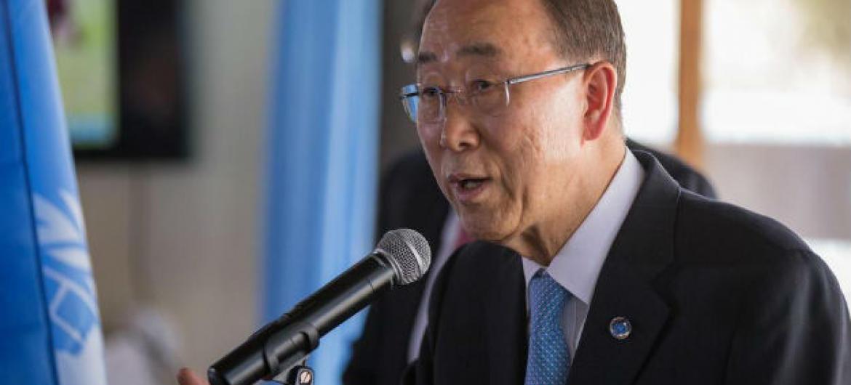 Ban Ki-moon. Foto: ONU/JC McIlwaine