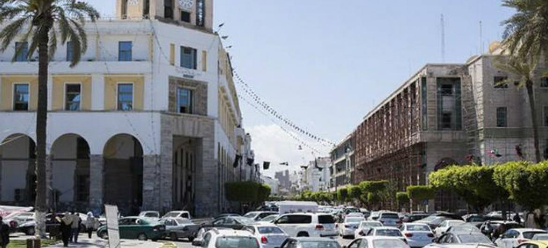 Trípoli, Líbia. Foto: Unsmil/Abbas Toumi