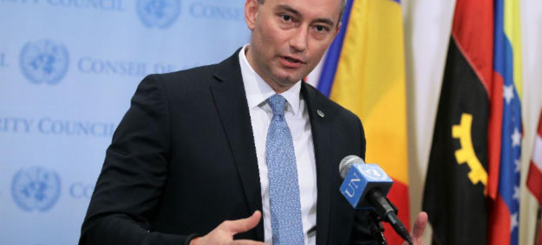 Nickolay Mladenov. Foto: ONU/Devra Berkowitz