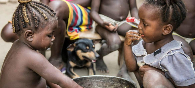 A situação nutricional na Mauritânia piorou em 2015.Foto: PMA/Rein Skullerud