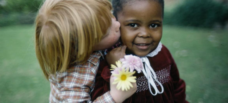 Dia Internacional da Amizade. Foto: ONU