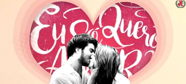 Nova série: Eu Só Quero Amar. Imagem: Unaids