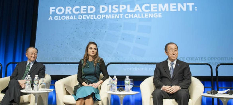 Reunião de primavera do Banco Mundial-FMI em Washington, Estados Unidos.Foto: Banco Mundial/Simone D. McCourtie