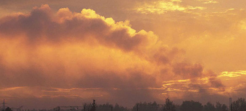 Poluição na Estônia. Foto: Banco Mundial/Curt Carnemark