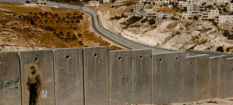 Faixa de Gaza. Foto: Unrwa