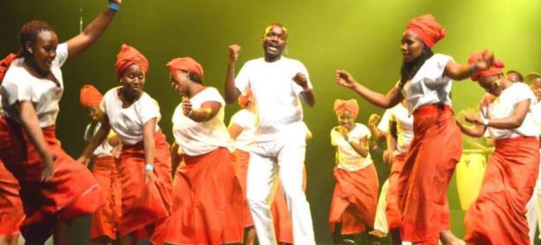 Maputo marca a data com um programa de dança de vários parceiros. Foto: Ouri Pota.