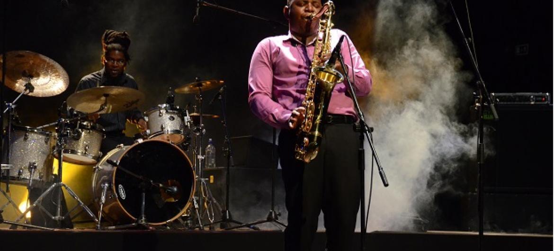 Músico Orlando Venhereque. Foto: Ouri Pota.
