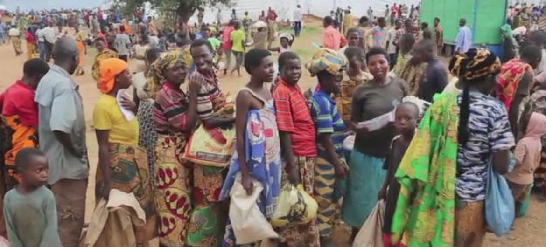 Insegurança alimentar no Ruanda. Foto: PMA