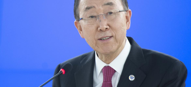 Ban Ki-moon. Foto: ONU/Jean-Marc Ferré