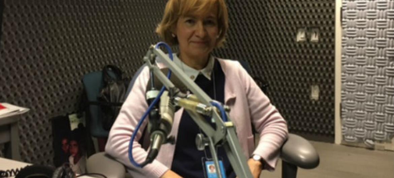 Teresa Ribeiro. Foto: Rádio ONU