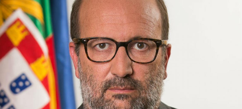 Ministro João Pedro Matos Fernandes. Foto: Governo de Portugal