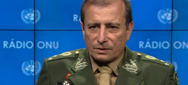 General Ajax Porto Pinheiro. Imagem: Reprodução Vídeo