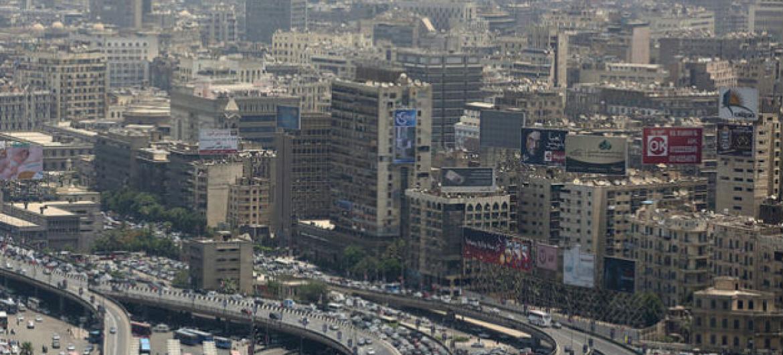 Segundo relatório da ONU-Habitat, dois terços da população global devem viver em cidades até 2030.Foto: Banco Mundial/Dominic Chavez