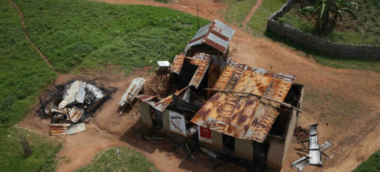 Violência ocorreu na antiga província de Kasai Ocidental. Foto: ONU/Abel Kavanagh