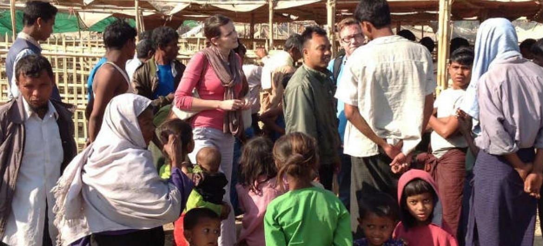 ONU pediu que civis sejam protegidos no Mianmar.